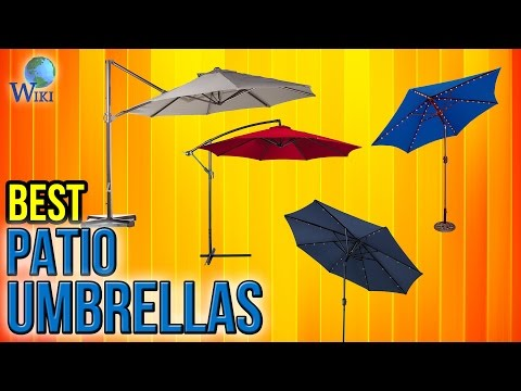 The 5 Best Cantilever Umbrellas [Ranked] | Product Reviews