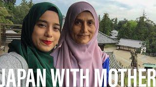 Japan trip with Mum (Kyoto, Nara, Kobe, Hiroshima & Tokyo)