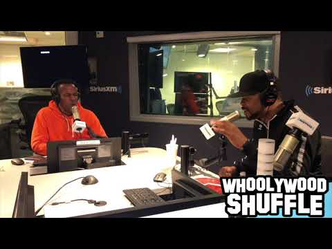 Method Man x DJ Whoo Kid  Drop The Mic Shade 45 Freestyle