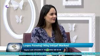 Autizm (Loqos) - Həkim İşi 23.04.2019