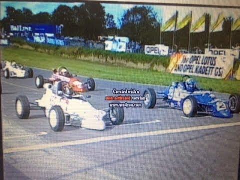 Formula Ford 1600 Final at Mondello Park 1988