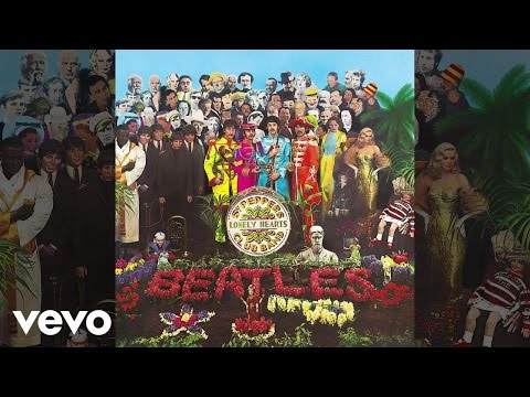 The Beatles  Sgt Peppers Lonely Hearts Club Band Take 9 And Speech