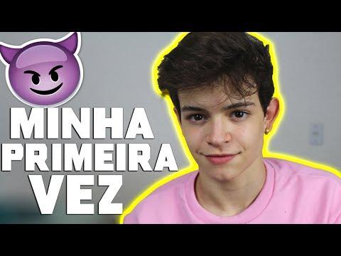 TAG: MINHA PRIMEIRA VEZ ‹ João Ricardo ›