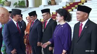 Penyambutan Kenegaraan Sultan Brunei Darussalam, 3 Mei 2018