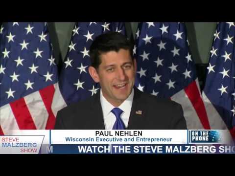 Malzberg | Paul Ryan's Primary Opponent: Ryan Is Paving Path To My Victory