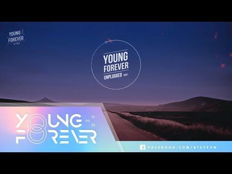 [VIETSUB+KARA] [Audio] BTS 방탄소년단 'Young Forever' (Unplugged Ver.)