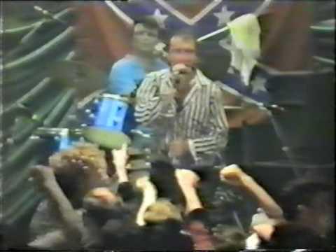 Crazy Cavan & The Rhythm Rockers Live in Skegness July 1989
