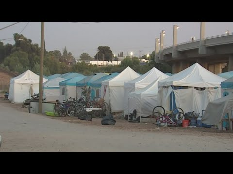 Modesto's Tent City A Model Of Success?