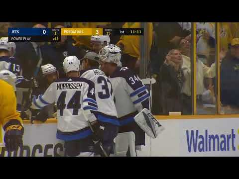 Winnipeg Jets vs Nashville Predators - March 13, 2018 | Game Highlights | NHL 2017/18