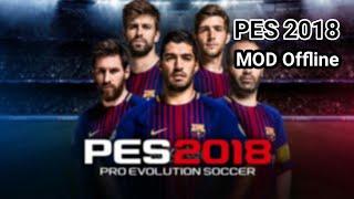 Gambar cover Tutorial download PES 2018 MOD Offline