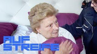 Böser Mann in der Wohnung: Ist es ihre Demenz? | Auf Streife | SAT.1 TV