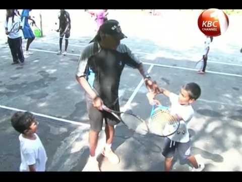 Kenya emerging tennis twins land on training scholarship at Pro World Tennis in Florida