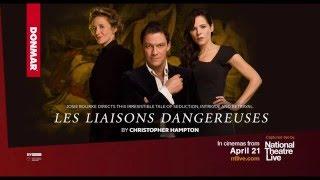 NT Live: Les Liaisons Dangereuses