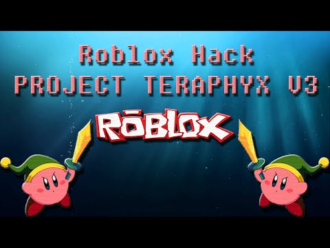 Roblox Hack (Project Teraphyx V3) 4/1/2016 (Patched)