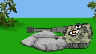 Боевые Машинки   Танки детские мультики про военную технику   Веселый сериал для детей