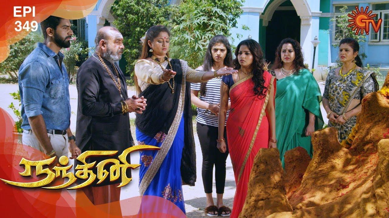Nandhini - நந்தினி | Episode 349 | Sun TV Serial | Super Hit Tamil Serial