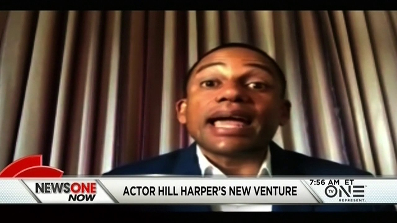 Hill harper skin care products