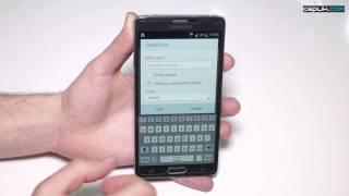 Samsung Galaxy Note 4'de DNS Değişikliği Nasıl Yapılır?