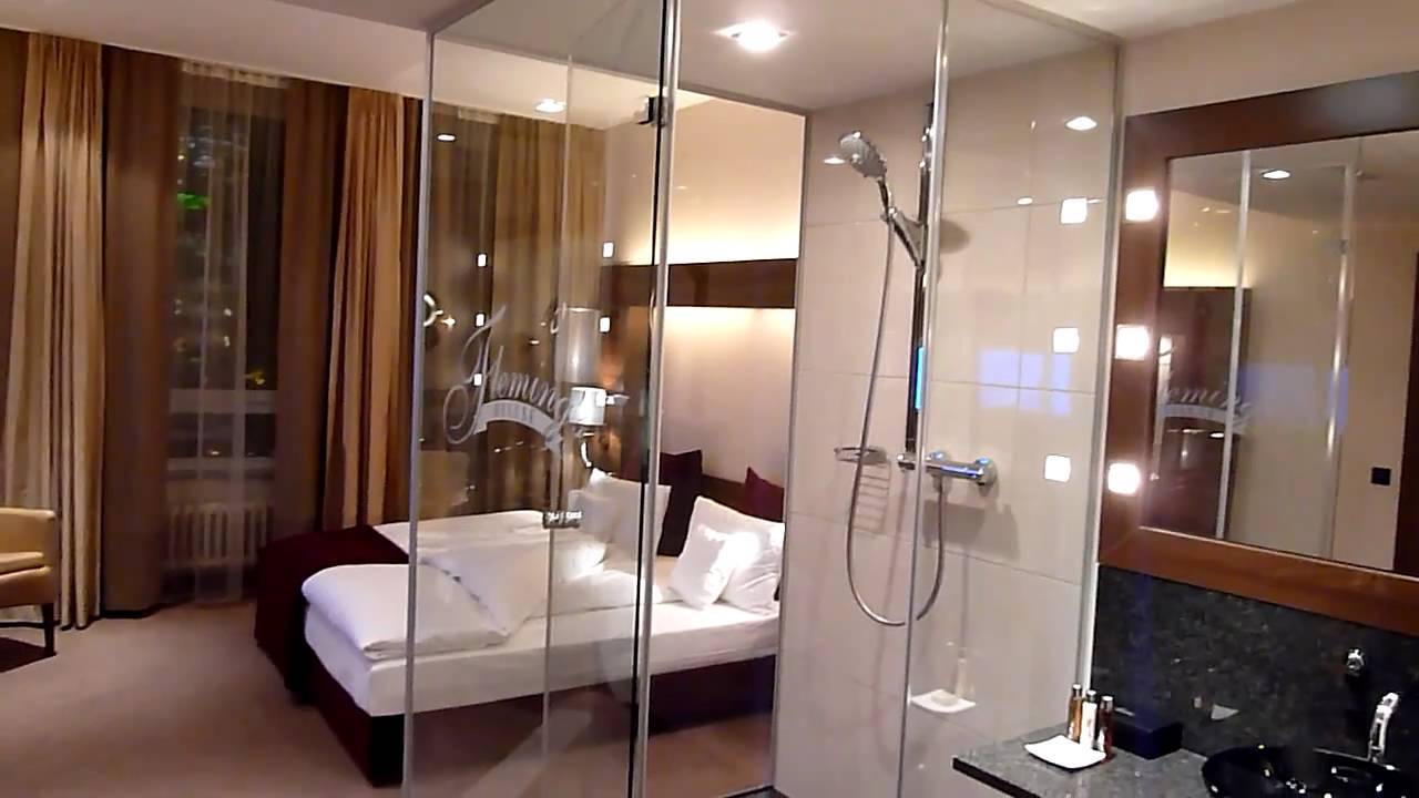 habitación ducha