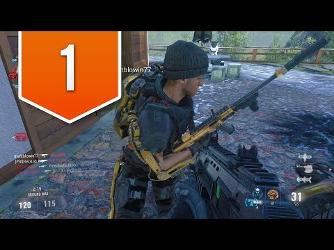 COD: Advanced Warfare - Road To Prestige - Live Multiplayer Gameplay #1 - 40+ KILLS FIRST GAME!