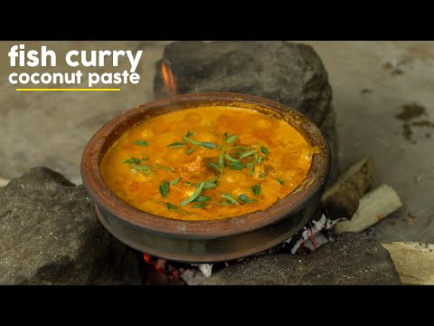 Kerala Fish Curry With Coconut Paste   Super Tasty Fish CurryComments
