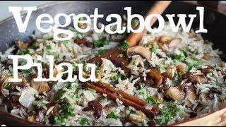 Mushroom Pilau From Abel & Cole