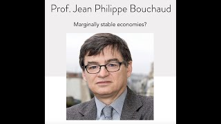 NSCS Online Seminar - Prof. Jean Philippe Bouchaud