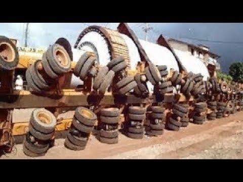 165 Shocking Accident Trucks Transport Wood, Dangerous Truck Tatra Daredevil Moving