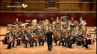 """Fanfare"" by Hugo Montenegro , DSWO live in Taipei Jan."
