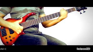 Michael Jackson - Billie Jean (Slap Bass line - by Kabas)