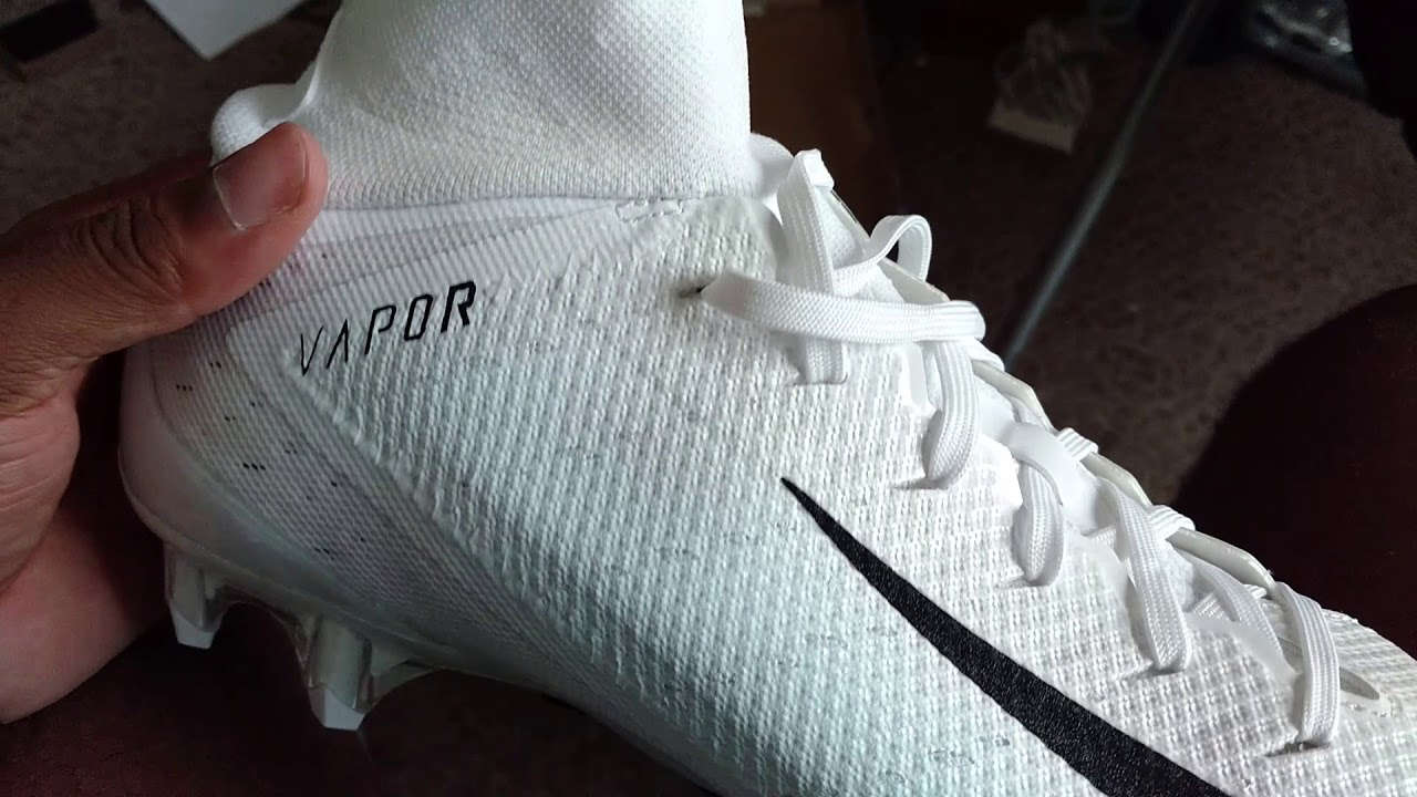 f98fb82ec Nike vapor untouchable 3 unboxing. - YouTube
