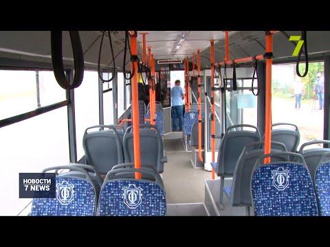 Новости 7 канал Одесса: 30 электробусов закупит Европейский инвестбанк