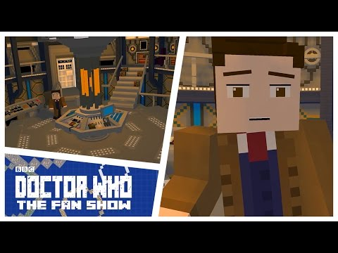 Doctor Who Minecraft - Doctor Who: The Fan Show