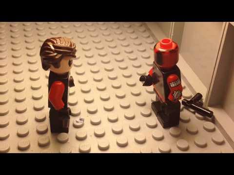 Lego The Red Hood: shadows of Vigilantes