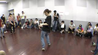 double legs vs IRiS BEST8 FREESTYLE SIDE / RUN UP! × ばとる☆マギカ vol.2