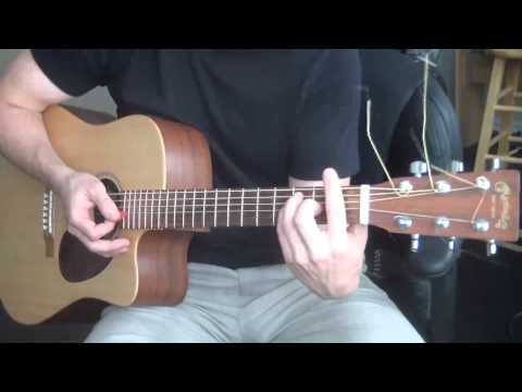 Live - Lightning Crashes Guitar Lesson (Chords, Strumming Pattern,Bridge)