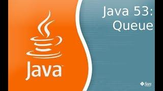 Урок по Java 53: Очереди - Queue