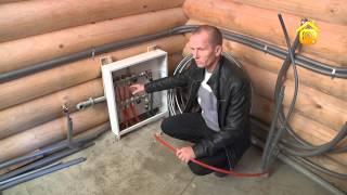 Нюансы прокладки трубопроводов в деревянном доме // FORUMHOUSE(При прокладке трубопроводов в деревянном доме надо учесть несколько важных моментов. Какие трубы лучше..., 2013-11-29T06:47:31.000Z)
