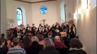 RMCC - The Rhine Main Community Choir  -Lord We Try - Hawkins - Mobile