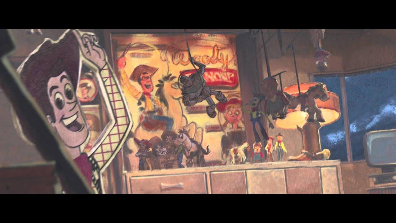 Wall-E - Official® Teaser [HD]