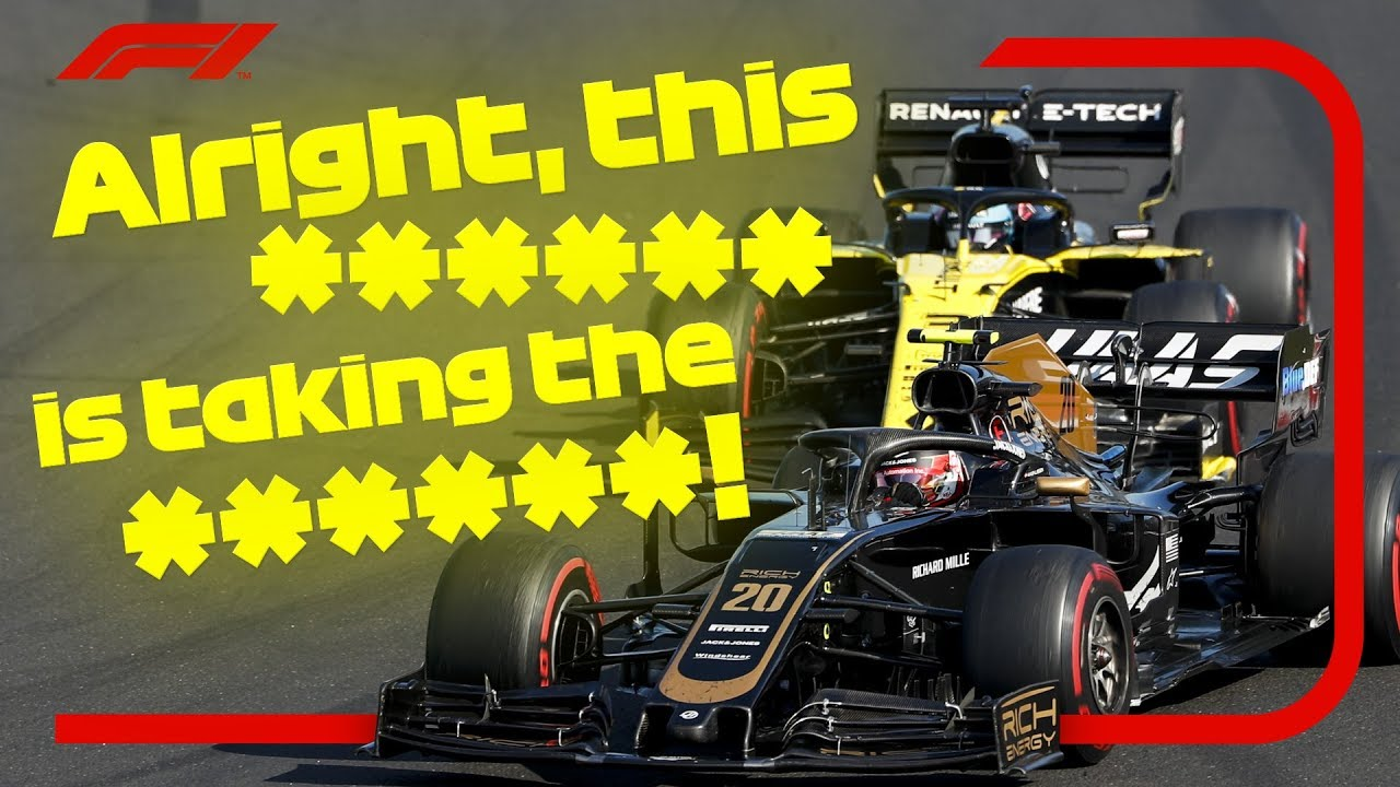 Max's Highs And Lows, And The Best Team Radio | 2019 Hungarian Grand Prix