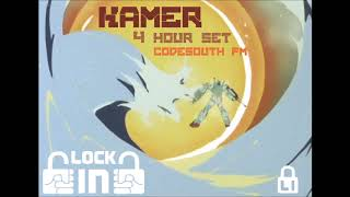 Kamer (4hr Set) - Lock In on Codesouth FM [07.08.2018]