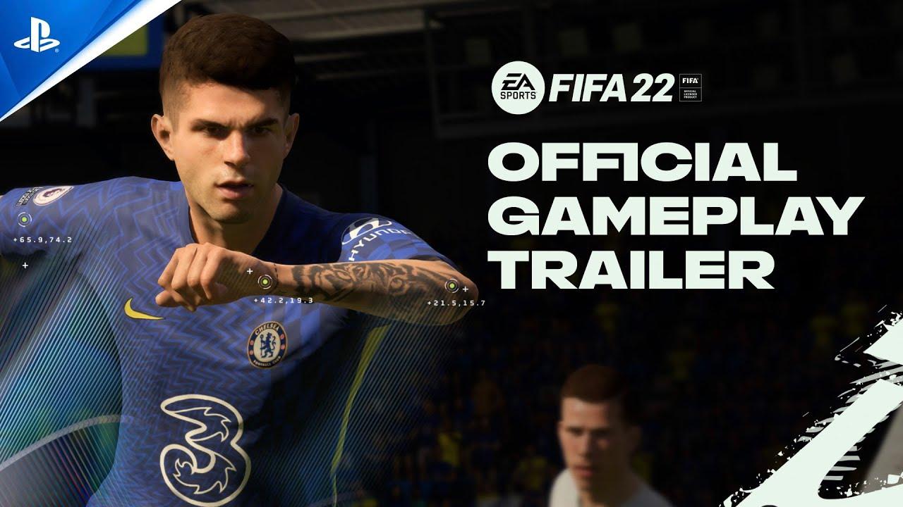 FIFA22 | عرض اللعب | PS5, PS4