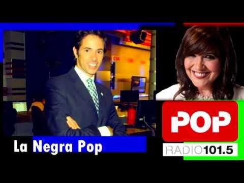 "Robertito Funes Ugarte en ""La negra Pop"""