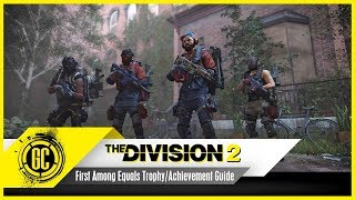 Division 2 Trophy Guide And Roadmap – Icalliance