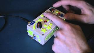 Circuit Bent Star Glow by freeform delusion