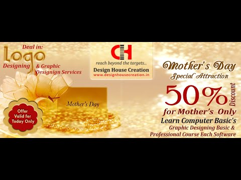 mother's-day-special-graphic-designing-course-offer-for-today