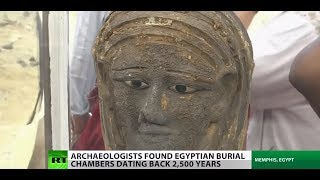 Ancient mummy workshop discovered in Egypt