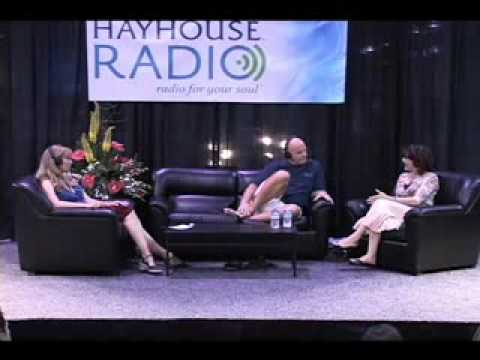 Wayne Dyer & Marianne Williamson at Hay House: I Can Do It!