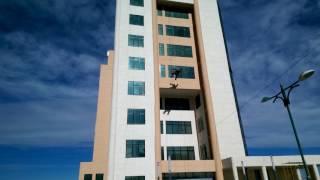 جامعة عباس لغرور خنشلة دورة تدريبية للحماية المدنية